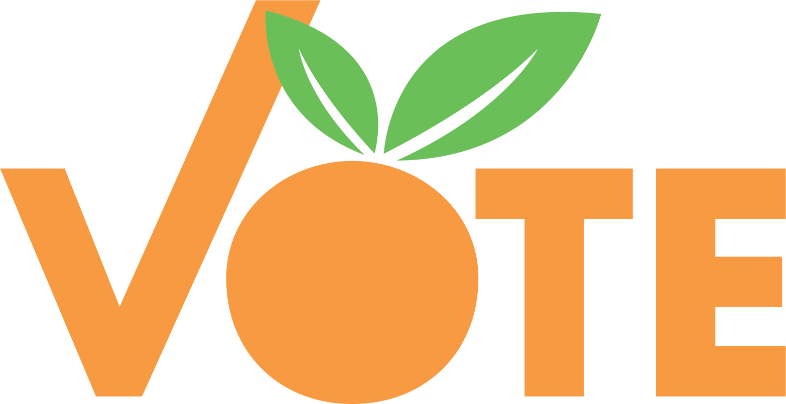 Orange County Supervisor of Elections logo.